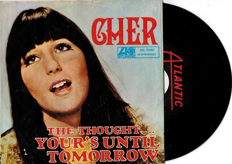YOUR''S UNTIL TOMORROW / The Thought Of Loving You