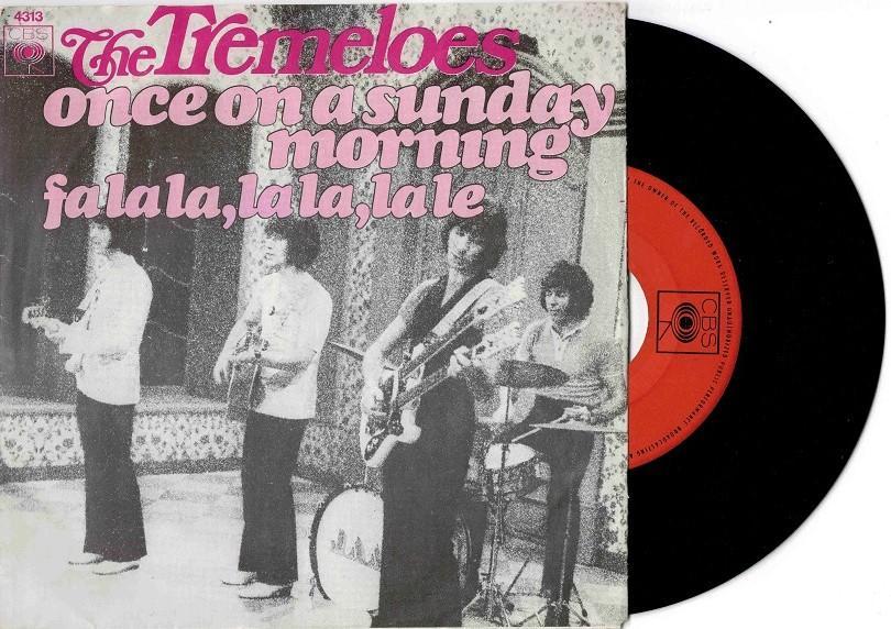 ONCE A SUNDAY MORNING / Fa La La, La La, La Le