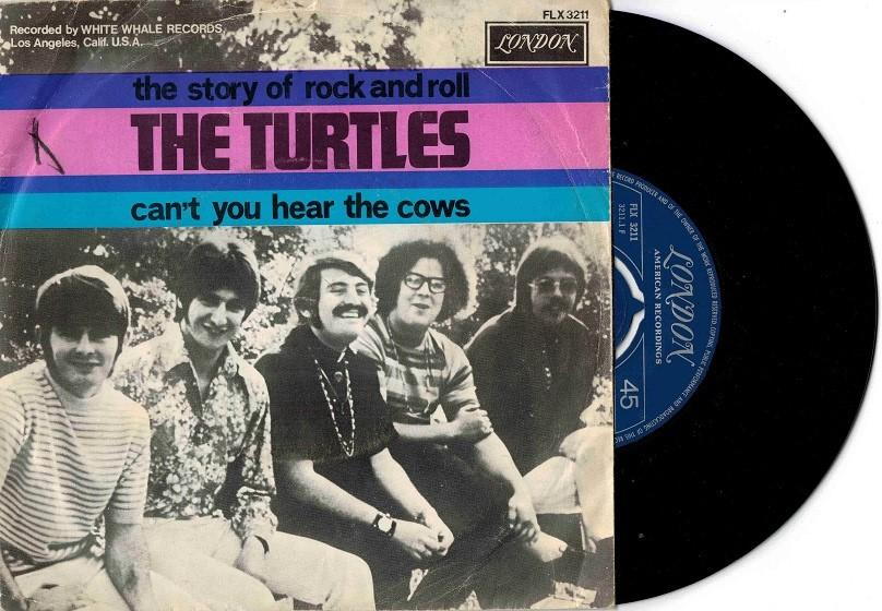 THE STORY OF ROCK AND ROLL / Can''t You Hear The Cows