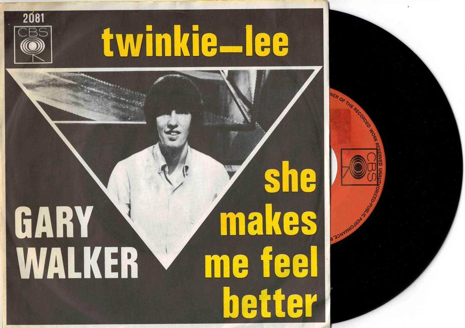 TWINKIE-LEE / She Makes Me Feel Better