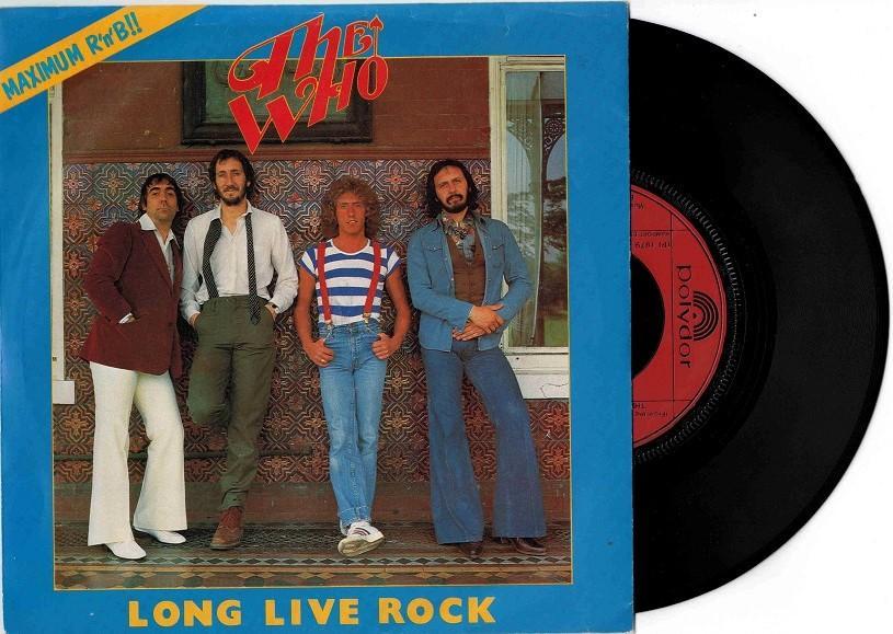 LONG LIVE ROCK N ROLL UK Pressing