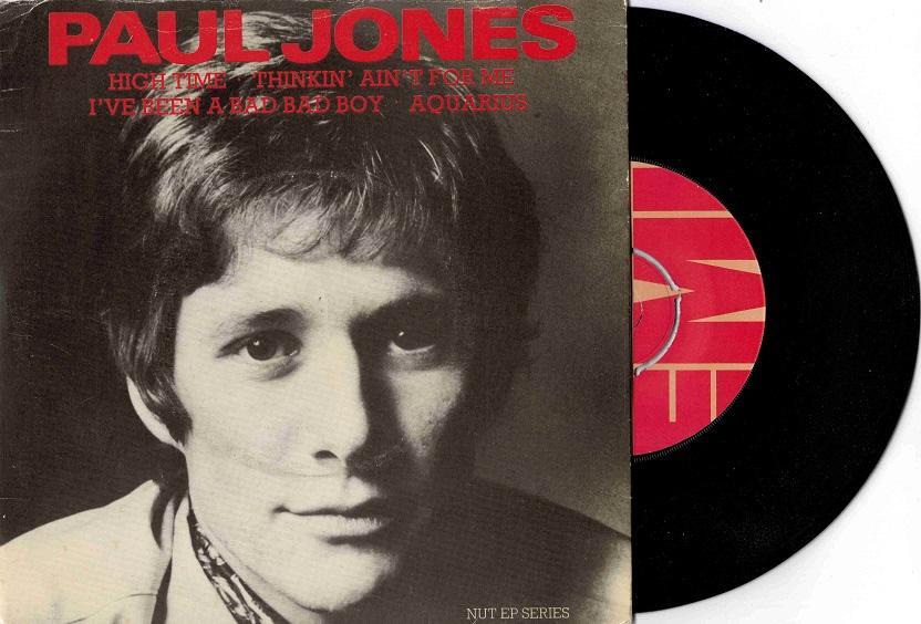 PAUL JONES UK Pressing