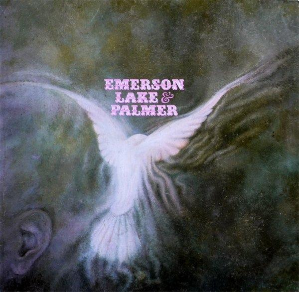 EMERSON, LAKE & PALMER German Pressing