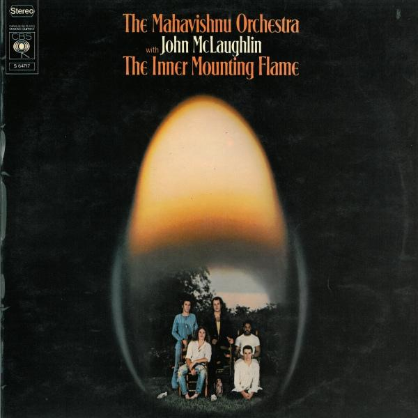 THE INNER MOUNTING FLAME Reissue