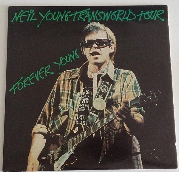 TRANSWORLD TOUR - FOREVER YOUNG Original Black Vinyl Pressing