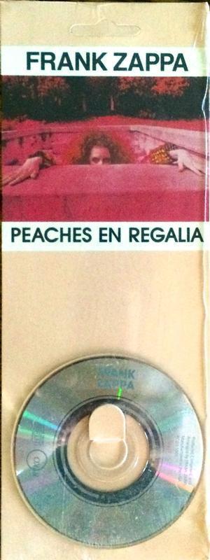 PEACHES EN REGALIA