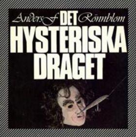 DET HYSTERISKA DRAGET Comes With Innersleeve And Insert