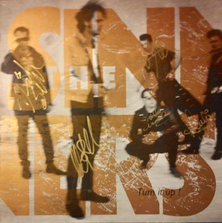 TURN IT UP! Signed Copy