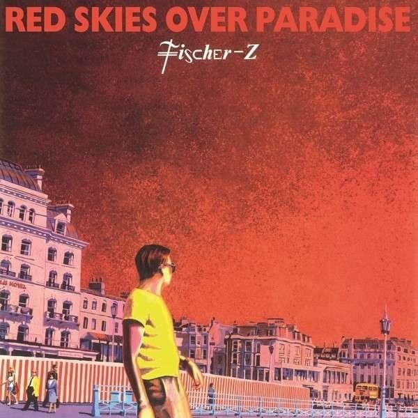 RED SKIES OVER PARADISE Reissue