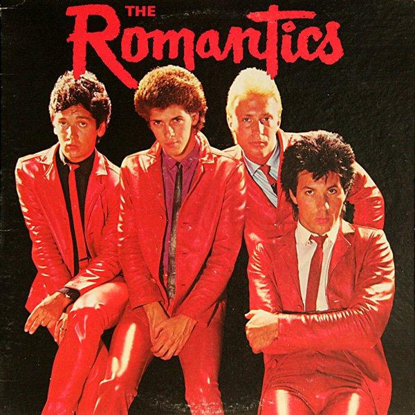 THE ROMANTICS Comes With Innesleeve