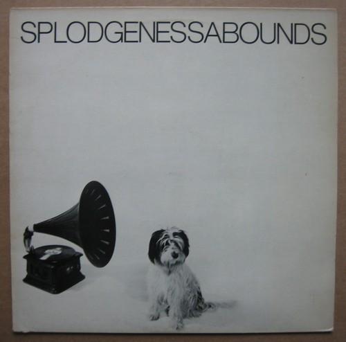 SPLODGENESSABOUNDS UK Original Pressing With Insert