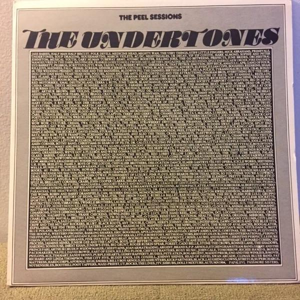 THE PEEL SESSIONS Candian Pressing