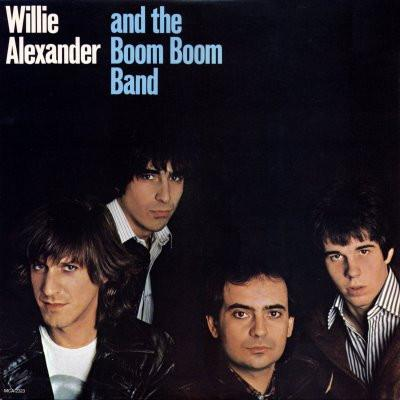 WILLIE ALEXANDER & THE BOOM BOOM BAND