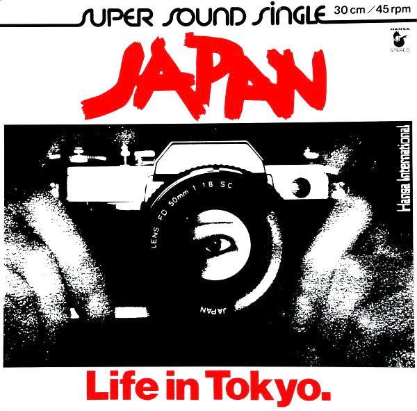 LIFE IN TOKYO / European Son (Long Version)