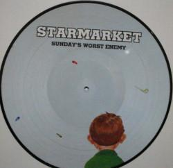 SUNDAY''S WORST ENEMY Picture Disc