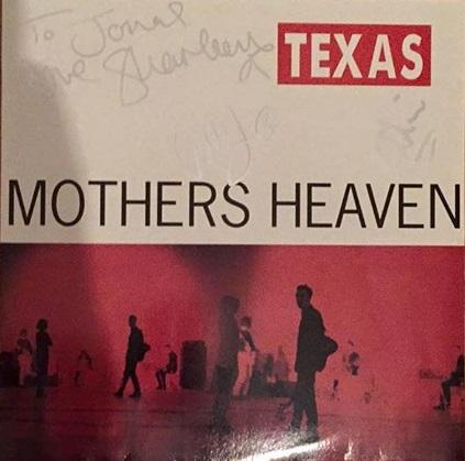 MOTHERS HEAVEN Signed Copy