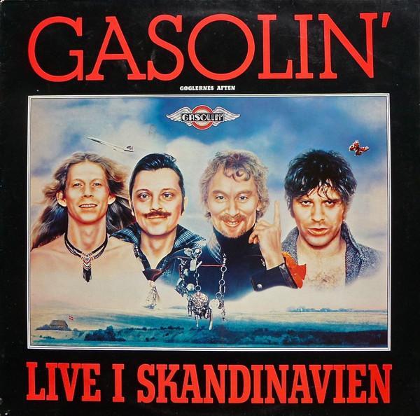 GØGLERNES AFTEN - LIVE I SKANDINAVIEN Yellow Vinyl