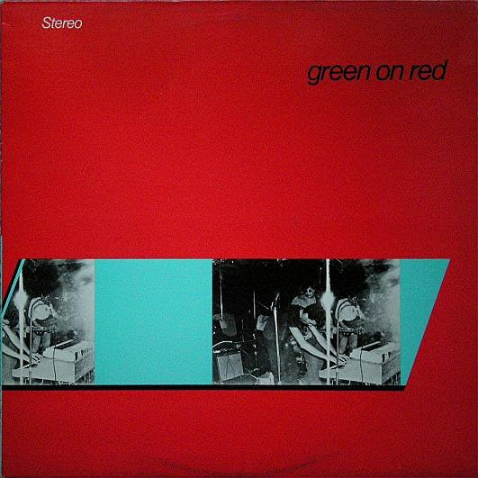 GREEN ON RED
