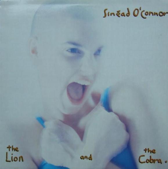 THE LION AND THE COBRA With Innersleeve