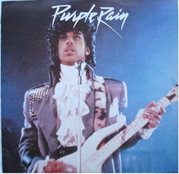 PURPLE RAIN (LONG VERSION) / God (Vocal)