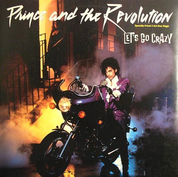 LET''S GO CRAZY (SPECIAL DANCE MIX) / Erotic City (''Make Love Not War Erotic City Come Alive'')