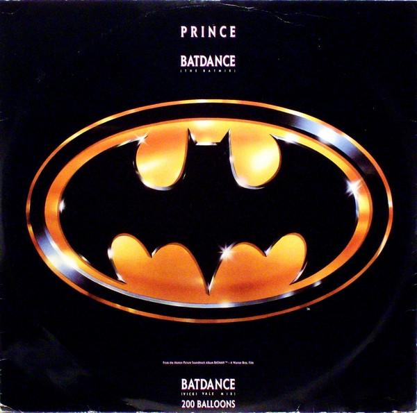 BATDANCE (THE BATMIX) US Pressing