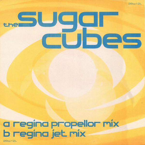 REGINA (PROPELLOR MIX) / Regina (Jet Mix)