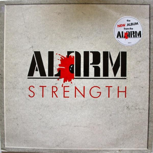 STRENGTH Comes With Printed Innersleeve