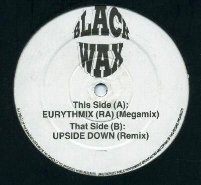 EURTYHMIX (RA) (MEGAMIX) / Upside Down (Remix)