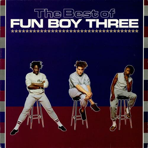 THE BEST OF FUN BOY THREE