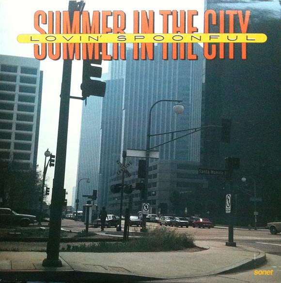 SUMMER IN THE CITY Swedish Pressing