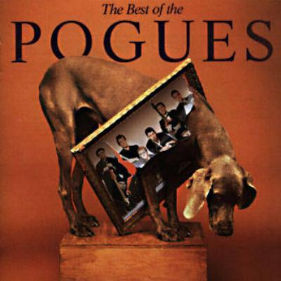 THE BEST OF THE POGUES European Pressing