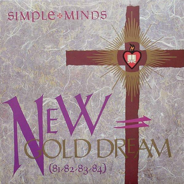 NEW GOLD DREAM (81-82-83-84) Finland Pressing
