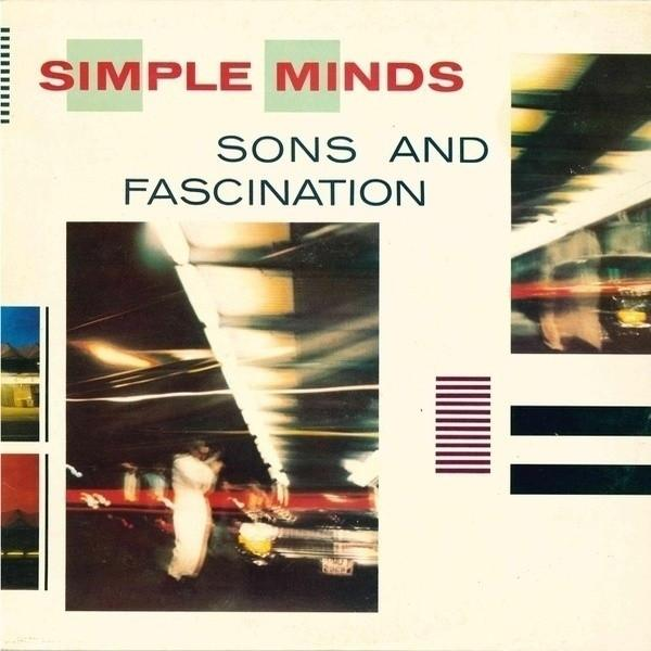 SONS AND FASCINATION Finland Pressing