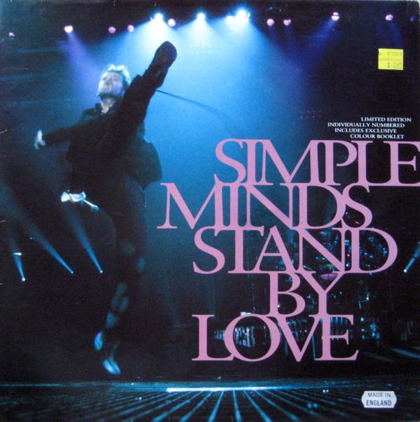 STAND BY LOVE Numbered, Limited Edition (#10 047)