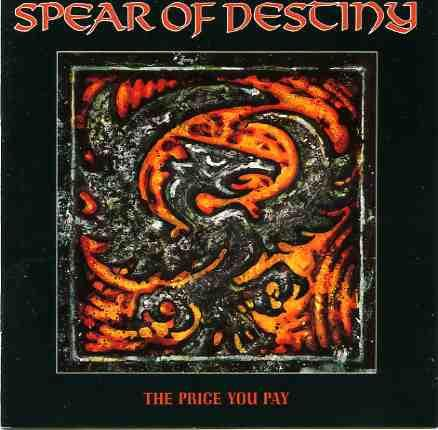 THE PRICE YOU PAY German Pressing