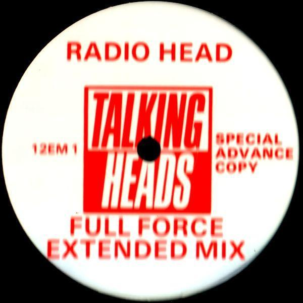 RADIO HEAD (FULL FORCE EXTENDED MIX Promo Copy