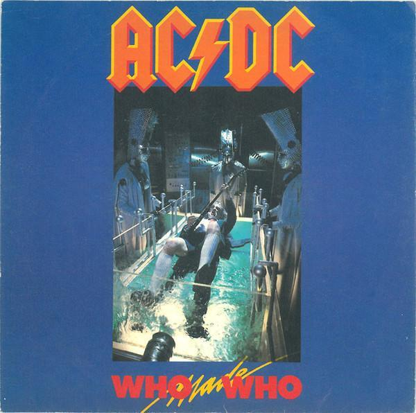 WHO MADE WHO / Guns For Hire (Live Version)