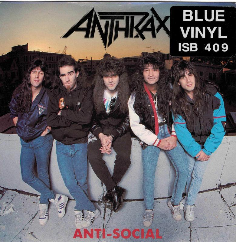 ANTI-SOCIAL / Parasite