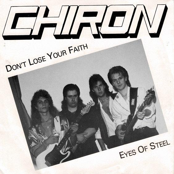 DON''T LOSE YOUR FAITH / Eyes Of Steel