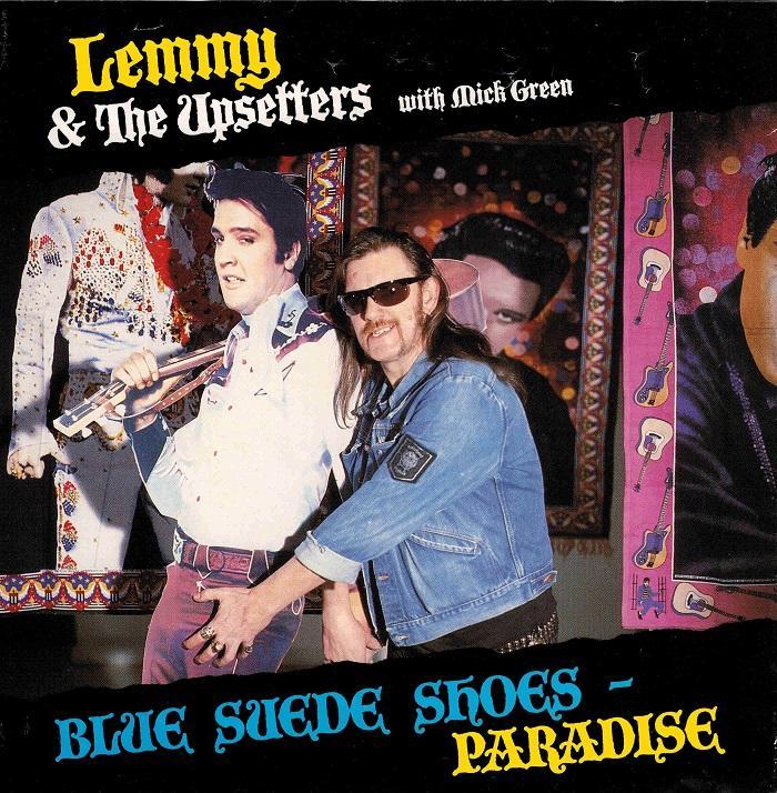 BLUE SUEDE SHOES / Paradise