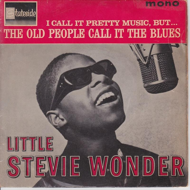 I CALL IT PRETTY MUSIC, BUT…THE OLD PEOPLE CALL IT THE BLUES EP   UK pressing