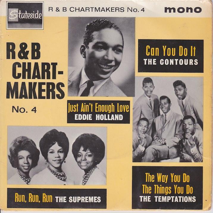 R&B CHARTMAKERS VOL.4 EP   UK pressing