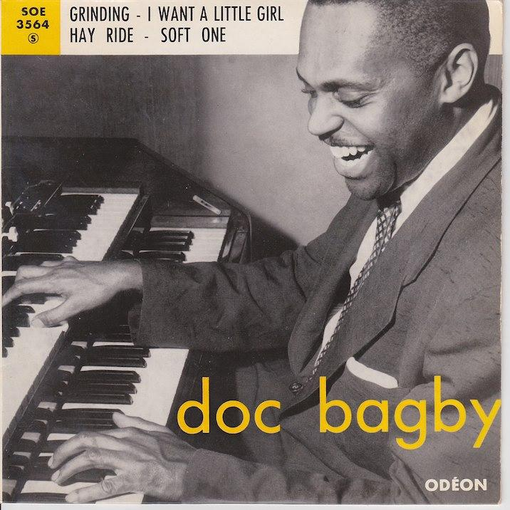 DOC BAGBY EP   French pressing