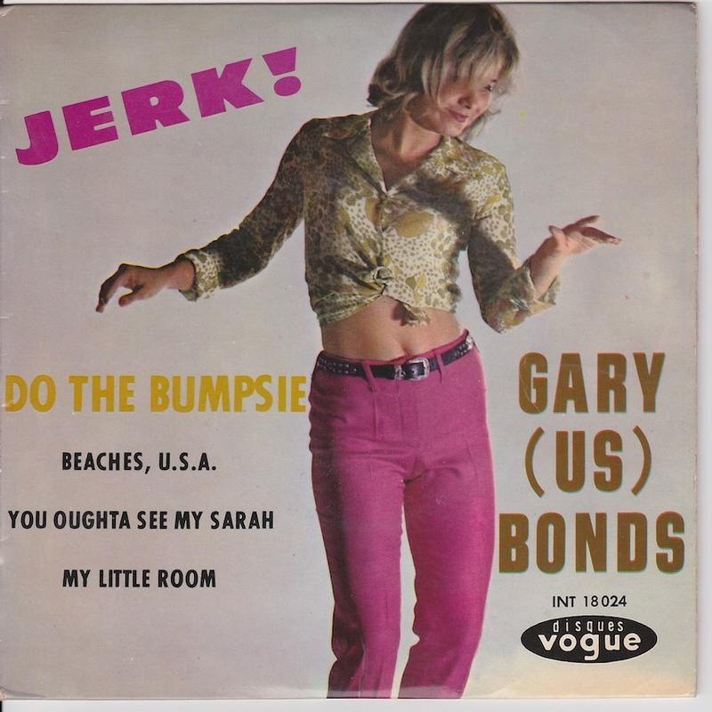 JERK! EP   French pressing