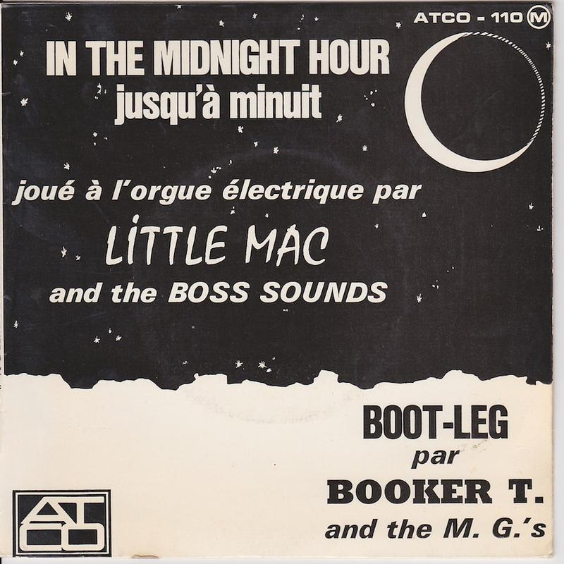 IN THE MIDNIGHT HOUR EP   French pressing