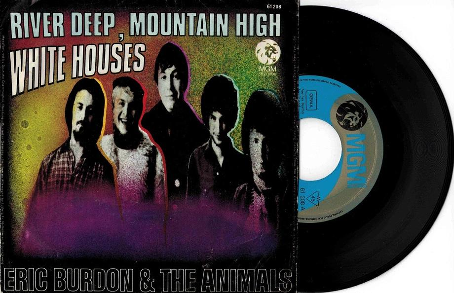 RIVER DEEP, MOUNTAIN HIGH / White Houses
