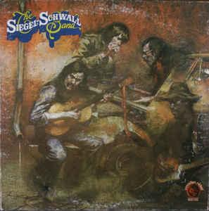 SIEGEL-SCHWALL BAND, THE - THE SIEGEL-SCHWALL BAND (LP)