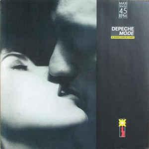 "DEPECHE MODE - A QUESTION OF LUST German 1990 re-issue (12"")"