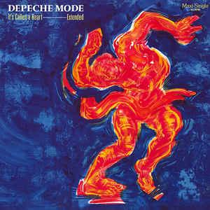 "DEPECHE MODE - IT'S CALLED A HEART German 1990 re-issue (12"")"